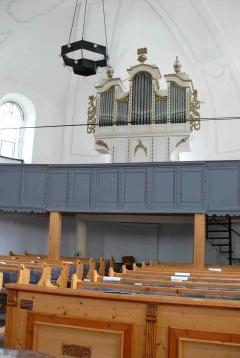 A barokk orgona
